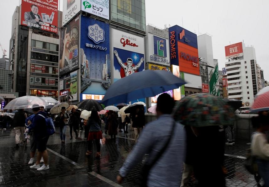 Autoridades japonesas evacuaron 29 mil personas por paso del tifón Lan