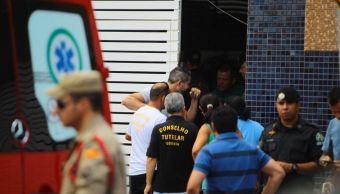 Estudiante perpetra tiroteo en escuela de Brasil y mata a dos compañeros