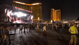 Tiroteo en Las Vegas deja 50 muertos y 400 heridos