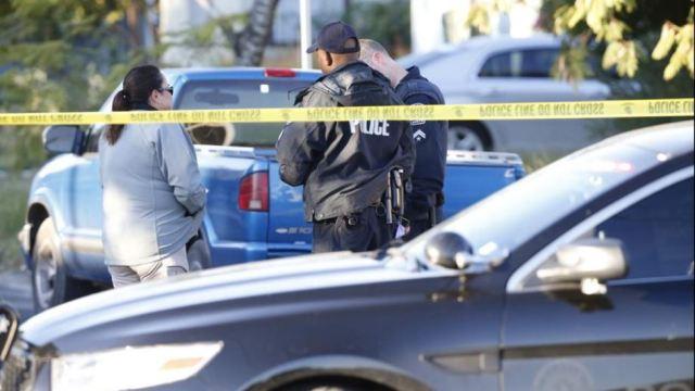Sujeto disfrazado de Santa Claus provoca un tiroteo en Texas