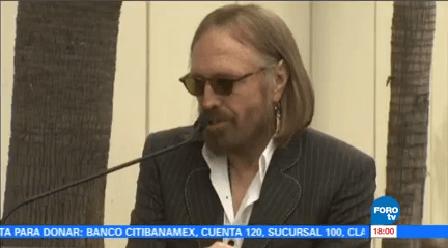 Tom Petty Sigue Hospitalizado Los Ángeles Policía Cantante