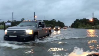 Nate avanza costa este Estados Unidos fuertes lluvias