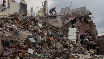El presidente Peña Nieto informa que, hasta el momento, asciende a 48 mil millones de pesos la cifra de daños causados por los sismos. (Notimex)