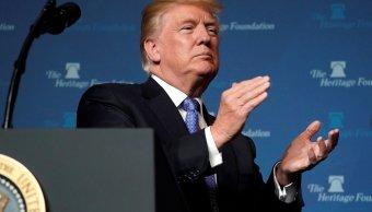 Trump y Macri acuerdan cooperar restaurar democracia Venezuela
