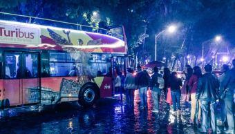 Turibús ofrece paseo por la Ciudad de México al ritmo de salsa