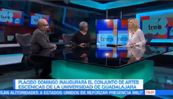 Universidad Guadalajara estrenará Conjunto Artes Escénicas Igor Lozada María Luisa Meléndez