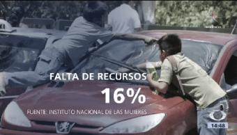 16 Niños 5 7 Años Escuela Falta Recursos México