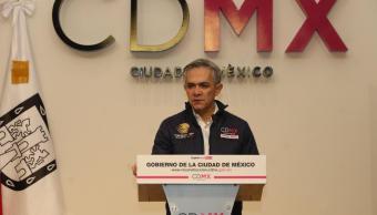 Miguel Angel Mancera Candidato método Frente
