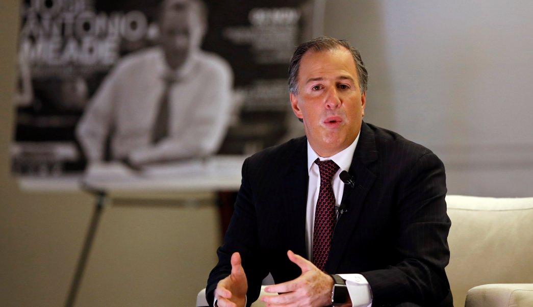 ¿Quién es el Secretario de Hacienda, José Antonio Meade?
