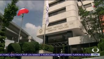 CNDH solicita a PGR aplicar medidas cautelares tras aseguramiento de cajas de seguridad