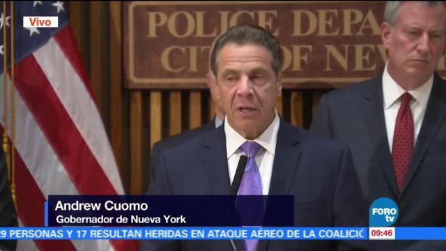 Atacante de Nueva York planificó atentados durante semanas