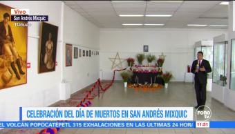 Tras sismo en CDMX, Día de Muertos en Mixquic no es igual