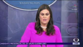 Casa Blanca rechaza que Trump haya politizado el atentado en Nueva York