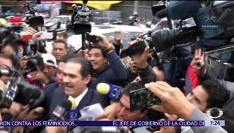 Juez federal concede amparo a Guillermo Padrés por cargo de delincuencia organizada
