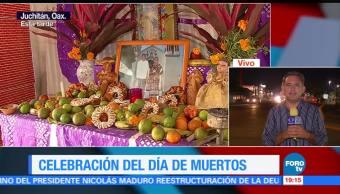 Concluye el Xhandú en Juchitán con poco pan de muerto