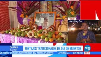 En Oaxaca nadie visita los panteones para recordar a los muertos