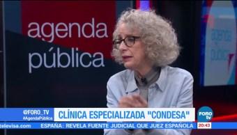 Marta Lamas habla de Clínica Especializada Condesa