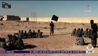 Combatientes extranjeros del Estado Islámico huyen del califato