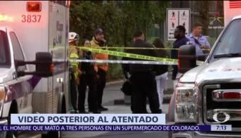 Video muestra camión escolar dañado por ataque de Sayfullo Saipov en NY