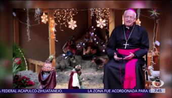 Rodrigo Aguilar Martínez, nuevo responsable de la diócesis de San Cristóbal