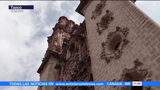 RestauRestauración de Santa Prisca tras sismo podría tardar un añoración de Santa Prisca tras sismo podría tardar un año