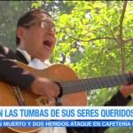 Día de Muertos en México, miles de mexicanos visitaron los cementerios