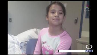 Caso de Rosa María, la niña con parálisis cerebral detenida en EU