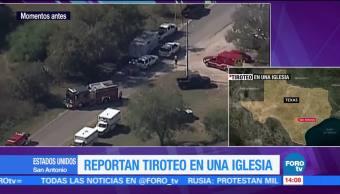 27 muertos por tiroteo en una iglesia de San Antonio Texas