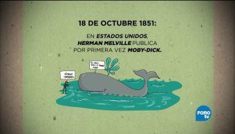 Anecdotario Secreto Historia de la novela Moby Dick
