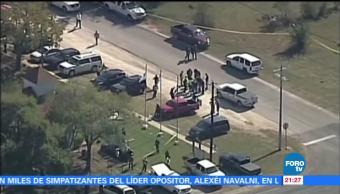 El peor tiroteo en la historia de Texas