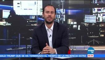 Matutino Express del 6 de noviembre con Esteban Arce (Bloque 1)