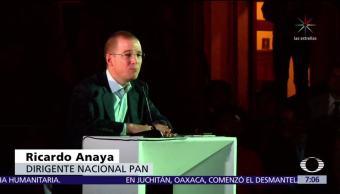 Líderes del PAN, PRD y MC escuchan propuestas y reclamos de jóvenes