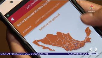 Niño mexicano crea una aplicación de alertas, que incluye la sísmica