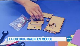Una plática sobre Hacedores.com la cultura del maker
