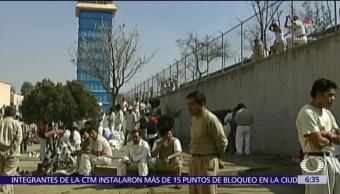CNDH emite recomendación al Edomex por situación de nueve penales
