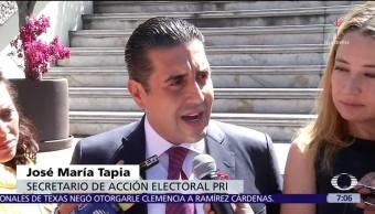 PRI denuncia al PT ante la Fepade por desvío de recursos