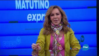 Matutino Express del 8 de noviembre con Esteban Arce (Bloque 2)