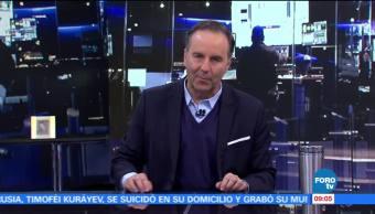 Matutino Express del 9 de noviembre con Esteban Arce (Bloque 1)