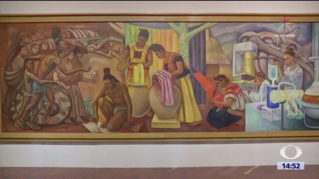 'Rojo mexicano. La grana cochinilla en el arte'