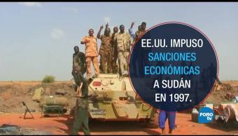 Estados Unidos flexibiliza su postura frente a Sudán
