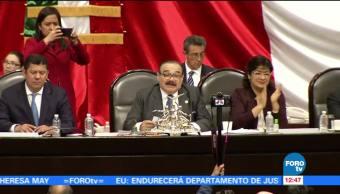 Diputados aprueban Presupuesto de Egresos para 2018