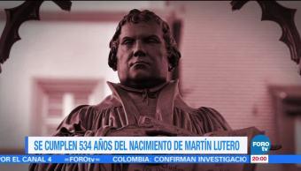 Efeméride de En Una Hora: Martín Lutero