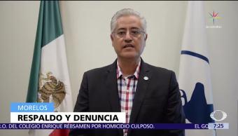 Alejandro Vera, rector de la UAEM, está prófugo de la justicia