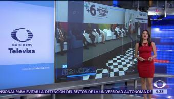 Las noticias, con Danielle Dithurbide: Programa del 14 de noviembre del 2017