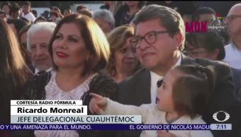 Ricardo Monreal relata encuentro con AMLO