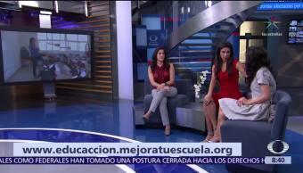 Educacción participará en la reconstrucción de escuelas
