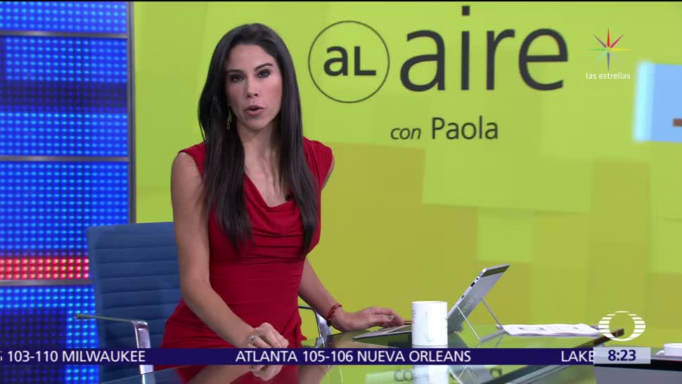 Al aire, con Paola Rojas: Programa del 14 de noviembre del 2017