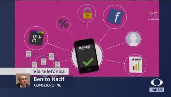Buscan Facilitar Captación Firmas Independientes Ine