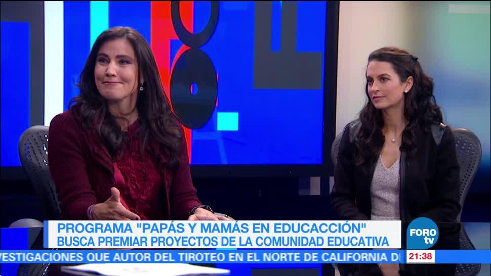 Mejora tu escuela - papás y mamás en educAcción