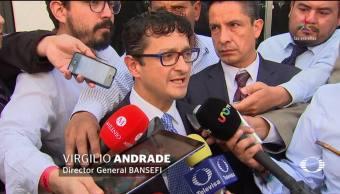 Bansefi denuncia en PGR clonación de tarjetas